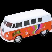 AUTO MODELLEK WE TÖBBFÉLE - VW T1 Bus Hippi