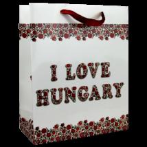 TASAK I LOVE HUNGARY MATYÓ VIRÁGOS  26*33