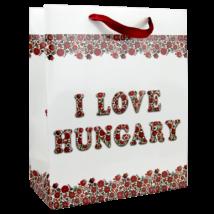 TASAK I LOVE HUNGARY MATYÓ VIRÁGOS  23*18