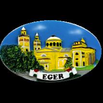 HŰTŐMÁGNES KEPES POLIRESIN Eger, Bazilika