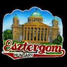 HŰTŐMÁGNES KEPES POLIRESIN-Esztergom, Bazilika