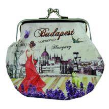 PÉNZTÁRCA CSATOS KEPES BUDAPEST-Budapest, levendulás