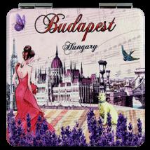 TÜKÖR KEPES BUDAPEST - Budapest,levendulás