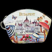 PÉNZTÁRCA KEPES KICSI BUDAPEST ÍVES - Budapest