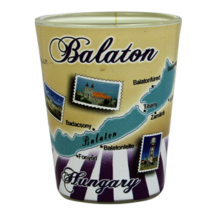POHÁR KEPES STAMPEDLI BALATON - Balaton
