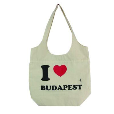 VÁSZONTÁSKA STRAND I Love Budapest