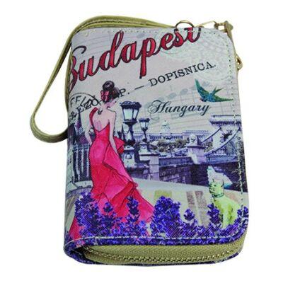 PÉNZTÁRCA KEPES BUDAPEST-Budapest,levendulás