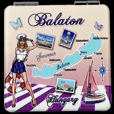 TÜKÖR KEPES - Balaton