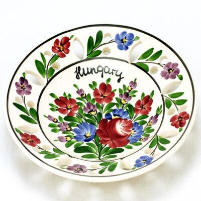 TÁNYÉR VÁROSLŐDI KIS RÁCSOS Hungary felirattal