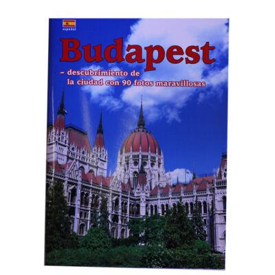 BUDAPEST FELFEDEZÉSE ROMÁN