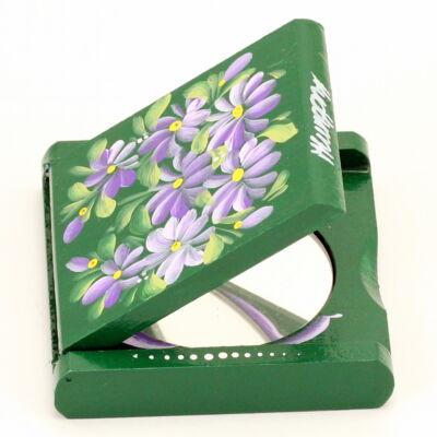 TÜKÖR FA Hungary felirattal, zöld, csomagolt