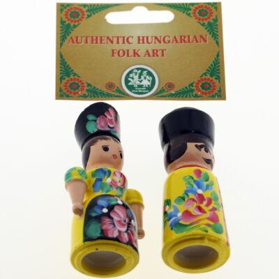BORSSZÓRÓ FA*2 Hungary felirattal, sárga, csomagolt