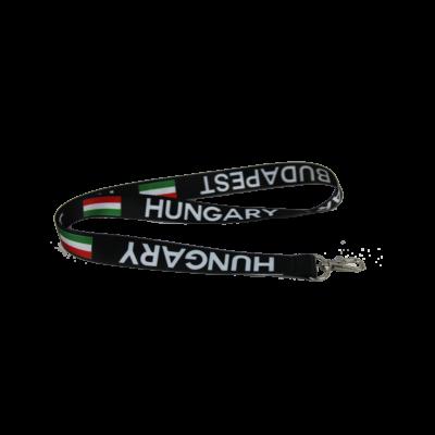 NYAKPÁNT- Zászlós, fekete