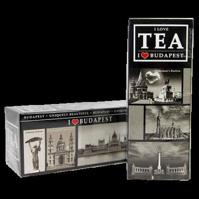 TEA I LOVE BP-FEKETE TEA