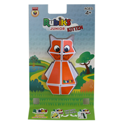 RUBIK KOCKA JUNIOR CICA 812187