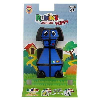 RUBIK KOCKA JUNIOR KUTYA 812194