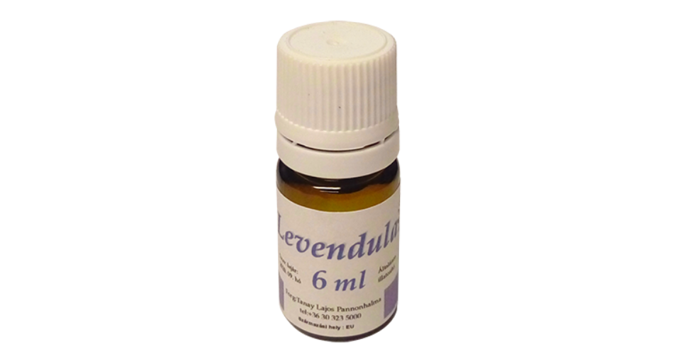 Levendula olaj kinyerése, a levendula illata nyugtató és lazító hatású